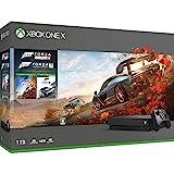 Xbox One Xに、人気の『Forza Motorsport 7』と最新作の『Forza Horizon 4』を同梱し、購入後すぐにゲームを楽しんでいただける数量限定製品。 ゲームをより楽しくプレイするために大幅に性能を向上した本体 より没入感のあるゲーム体験を提供するグラフィックス処理性能 4K Ultra HD Blu-ray と 4K ビデオ ストリーミングが再生可能 同梱されている製品: ・ Xbox One X 本体 ・ Xbox ワイヤレスコントローラー ブラック ・ Forza...