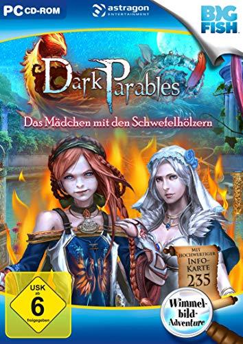 Dark Parables: Das Mädchen mit den Schwefelhölzern - PC [