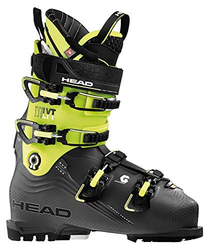 HEAD Nexo LYT 130 Skischuhe (Anthracite/Yellow), MP 30.5