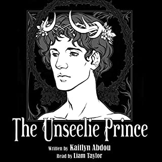 The Unseelie Prince audiobook cover art