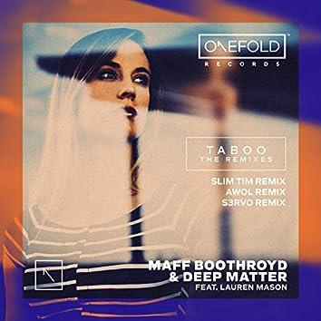 Taboo (The Remixes), Pt. 1