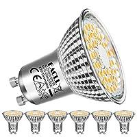 1. Fonctions pratiques : lumière chaude, confortable, lumière LED lumineuse, très faible perte de lumière. 2700 K blanc chaud lumière 475 lumens. Deux types d'interrupteurs, variateur ou commutateur normal peuvent être utilisés. Haute luminosité, lum...