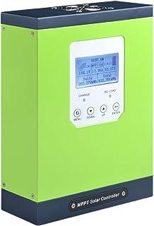 SUNNYSKY 60A MPPT Solar Charge Controller12V24V36V48V MPPT Charge Controller with Intelligent LCD Display