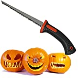 Keyfit Tools PROFESSIONAL Pumpkin Carving Knife, Adult Use Only, Extra Sharp Heat Treated'Blue...