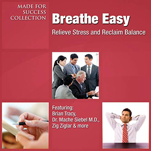 Breathe Easy audiobook cover art