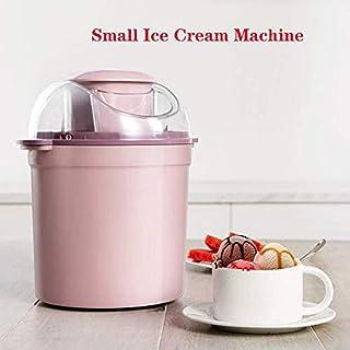 RFSTGYU Automatic Frozen Yogurt, Sorbet, And Ice Cream Maker Household Small Ice Cream Machine, Fully Automatic DIY Homemade Fruit Ice Cream Machine