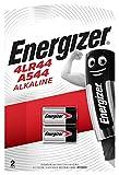Energizer - Pila A544/4LR44, blíster 2 unidades