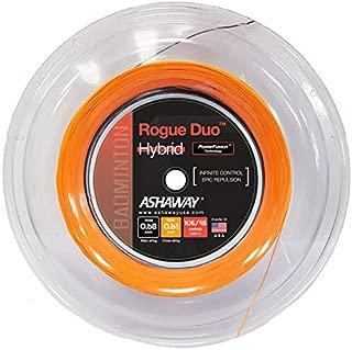 ASHAWAY Zymax 66/Fire Power Badminton Corde 5/x 10/m Jeux/ /Orange