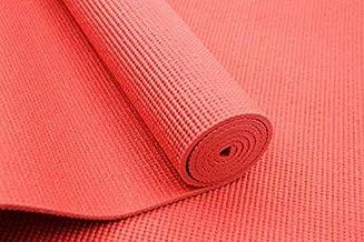 Emfil Tasheng Sports Yoga Mat PVC 6mm Red