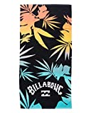 Billabong Waves Towel Black One Size