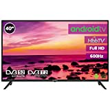 Television LED 40' Full HD INFINITON Smart TV-Android TV (TD