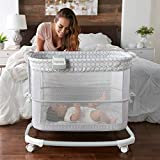 fostering a newborn - must have items for baby: bassinet