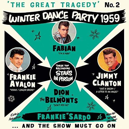 Vol.2 the Great Tragedy-Winter Dance Party 1959