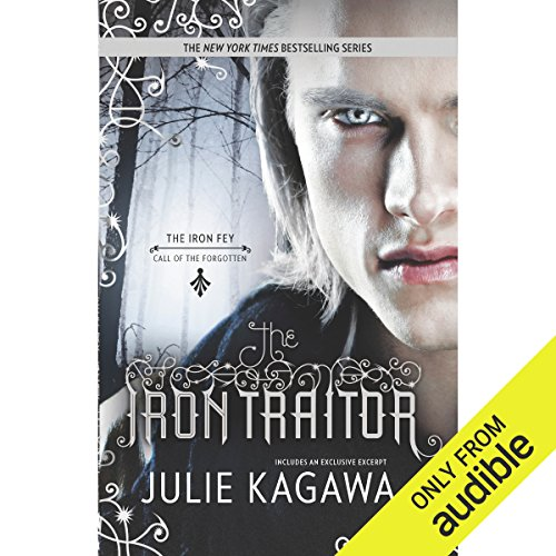 The Iron Traitor                   By:                                                                                                                                 Julie Kagawa                               Narrated by:                                                                                                                                 Jake Lewis                      Length: 11 hrs and 21 mins     278 ratings     Overall 4.6