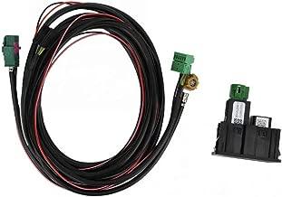 Botine 5G0 035 222 F 5G0035222H 5Q0 035 726 E Switch Plug Harness Set CarPlay MDI USB AMI Install Plug Socket For VW Golf 7 MkII