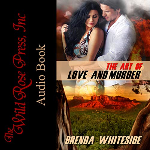 The Art of Love and Murder audiobook cover art