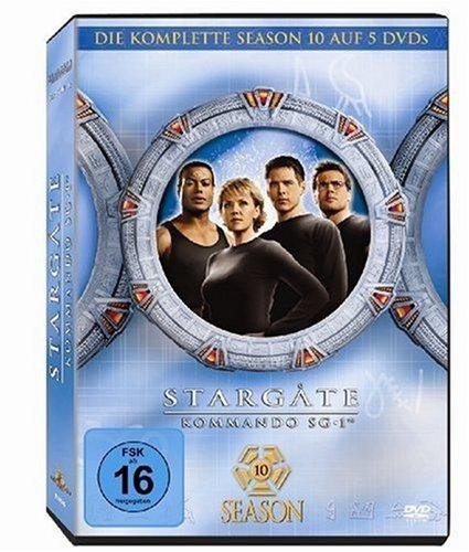 Kommando SG 1 - Season 10 Box (5 DVDs)