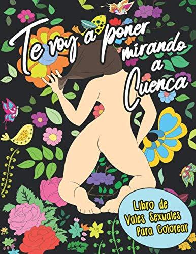 Libro de Vales Sexuales Te voy a poner mirando a Cuenca
