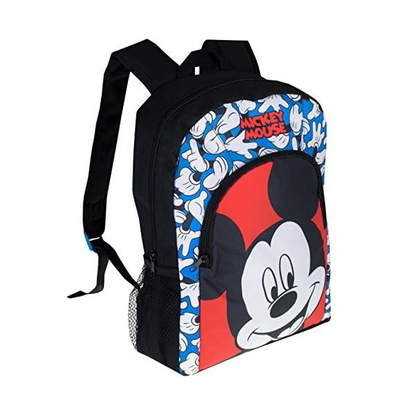 51fl9X5TZ3L. SS600  - Disney Mickey Mouse - Mochila - Mickey Mouse