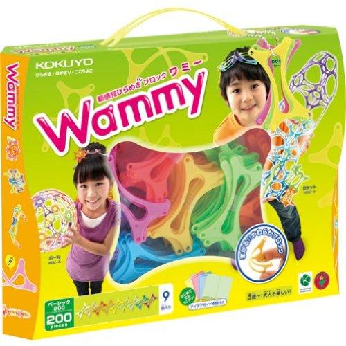 200 piece (Basic 200) 9 colors Wami (japan import)