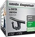 Rameder Komplettsatz, Anhängerkupplung starr + 13pol Elektrik für Dacia SANDERO (148250-07539-1)