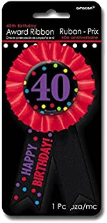 Best 40th birthday badge Reviews