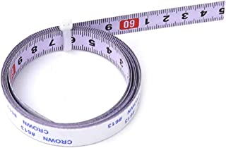 somubi 10 m geringstejp mått självhäftande metriskt stål linjal geringssåg skala för T-Track router bandsåg träbearbetning...