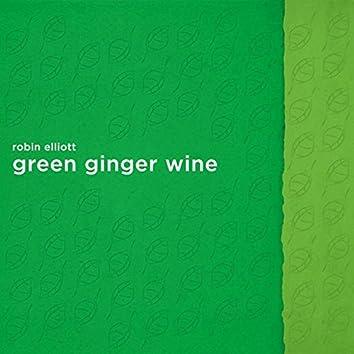 Green Ginger Wine