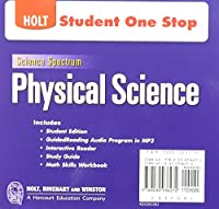 Holt Science Spectrum: Physical Science