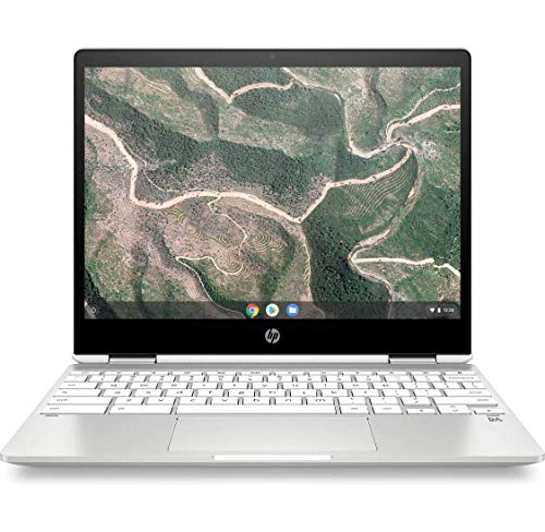 HP Chromebook x360 14b-ca0000ns - Ordenador portátil de 14' FHD (Intel Celeron N4000, 4 GB RAM, 64...