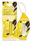 AREON Liquido Profumo Auto Deodorante Vaniglia Dolce Profumo Pendente Appeso Lunga Durata 3D 5 ml Confezione da 1