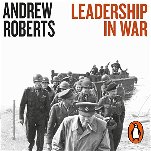 Leadership in War cover art