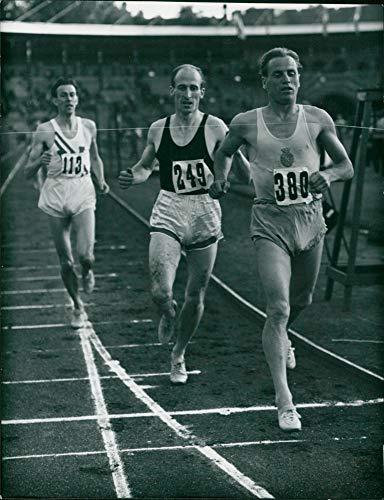 Ingvar Bengtsson - Vintage Press Photo