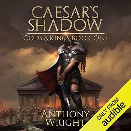 Caesar's Shadow - A LitRPG Series  By  cover art