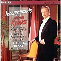 Incomparable Alfredo Kraus by Kraus (2001-12-21)
