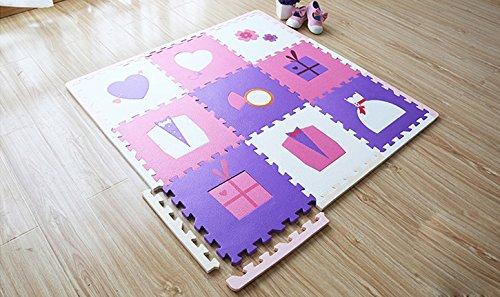 BYM『厚手かわいいパズルマット』