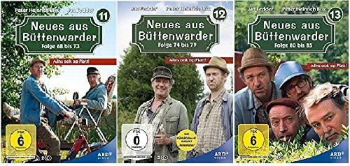 Neues aus Büttenwarder Staffel 11-13 (11+12+13) Folgen 68-85 [DVD Set]