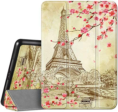 Hi Space Case for iPad 8th 7th Generation 10 2 2020 2019 Release Eiffel Tower Protective iPad product image