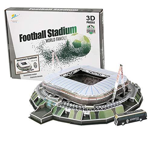 N\P 3D Puzzle Alp Stadion 103St