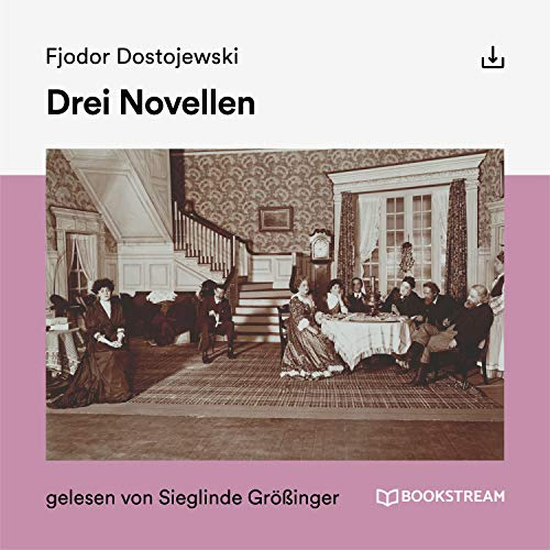 Drei Novellen cover art