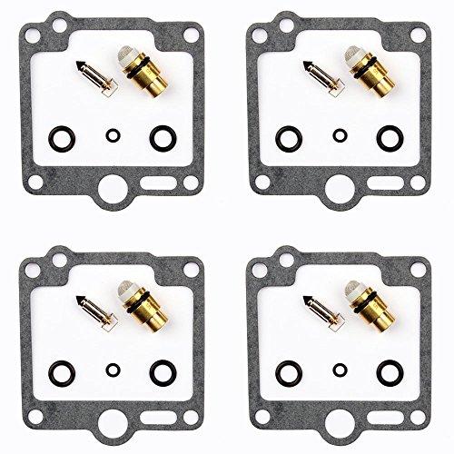 4x Carburateur Kits de réparation Joint Pointeau convient pour YAM FJ 1200