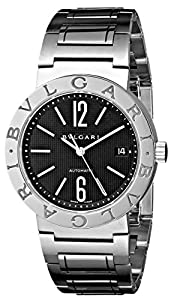 Bvlgari Women's BVLBB38BSSDAUTON Black Dial Watch Sale and For Sale and review