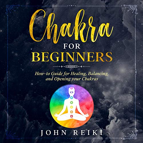 Chakra for Beginners audiobook cover art
