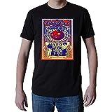 Photo de Ksiwre Homme Short Sleeve Cotton Manches Courtes/T Shirt Little Feat Poster Large