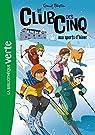 Le Club des Cinq 09 - Le Club des Cinq aux sports d'hiver par Blyton