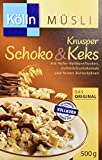 Kölln Müsli Knusper Schoko und Keks, 500 g