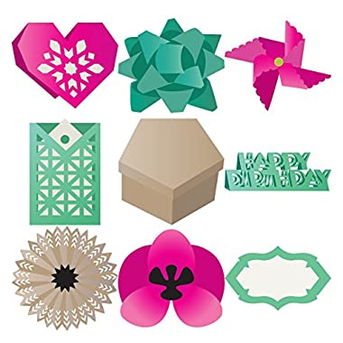 Cricut 2002470 Pretty Packages Cartridges