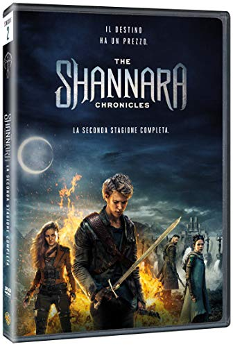 Shannara Chronicles (The) - Stagione 02 (4 Dvd) (1 DVD)