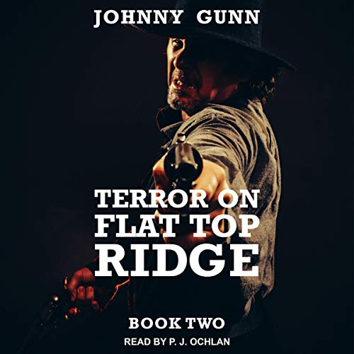 Terror On Flat Top Ridge audiobook cover art