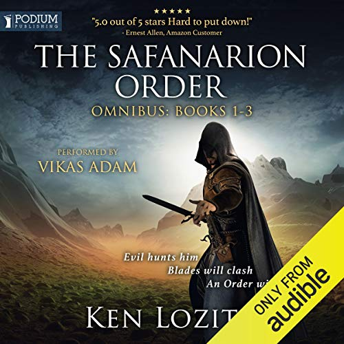 The Safanarion Order Omnibus, Books 1-3  By  cover art